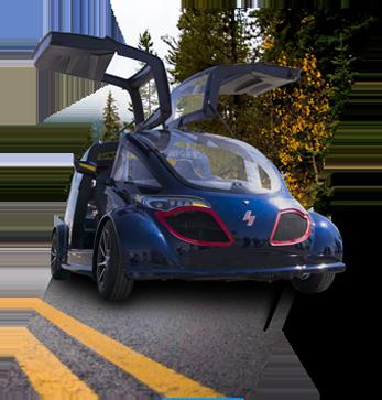Vehículo eléctrico Thalia City